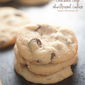 Chocolate Chip Shortbread Cookies (And a KitchenAid Stand Mixer Giveaway!)