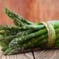 Sesame Noodles with Asparagus Tips