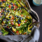 The Ultimate Summer Salad Recipe with Dill Buttermilk Dressing