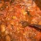 Mushrooms in tomato sauce