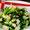 Stir Fried Cumin Spinach And Tofu (Vegetarian)