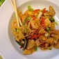 Thai Chicken and Peppers