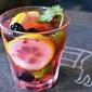 Summertime cocktails: blackberry-rosé sangria