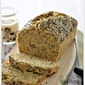 Potato Loaf with Chia Seeds