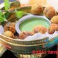 Potato Rolls & Mint Sauce