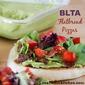 BLTA Flatbread Pizzas