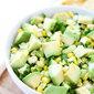 Zucchini, Corn, and Avocado Salsa