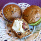The Shipyard Galley's Zucchini Muffins