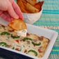 Sweet-Hot Jalapeno Popper Dip