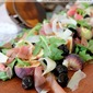 Fig & Prosciutto Salad + {Oregon GF Travel Tips}