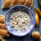 Courgettes with Yoghurt and Chilli