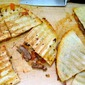 Grilled Steak-and-Onion Quesadillas