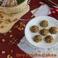 No cook Dry Fruit Cakes