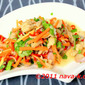 Chicken Feet Salad (Kerabu)