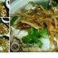 Mee Hoon Kueh/hand pulled noodles