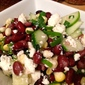 Fresh Corn and Black Bean Salad with Feta