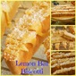 Lemon Bar Biscotti