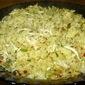 Smoked Mozzarella & Tomao Chicken Couscous