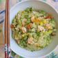 Stir-Fry Shrimps & Vegetables Medley 虾仁清炒蔬菜