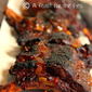 Barbecued Baby Back Ribs (in 15 minutes)