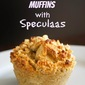 Nutty Paleo Apple Muffins with Speculaas