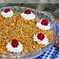 """Fried"" Ice Cream Pie #IceCreamWeek"