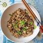 Vegetarian Stewed Meat 素肉燥