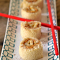 Peanut Butter Apple Cinnamon Sushi Rolls
