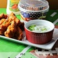 Ad: Cool Cucumber Ranch Dip and Deli Wings