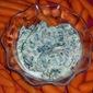 Spinach Greek Yogurt Dip