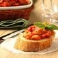 Eggplant and Tomato Spread