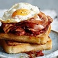 Bacon and Egg Sandwich