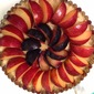 Plum and Almond Tart from Alice Medrich