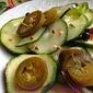 Sweet n' Spicy Cucumber Pickles
