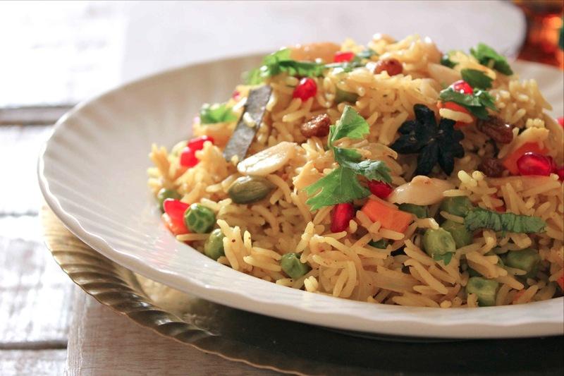 Mediterranean Brown Rice Pilaf
