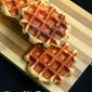 Gaufre Liegeoise/Liege Waffle ~~ Belgian Cuisine