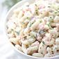 Bacon Parmesan Pasta Salad