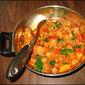 Thai Style Soy Chunks (TVP) Curry