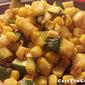 Spicy Corn & Zucchini