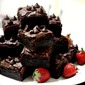 godofscrumprecipes: Crunchy Top Fudge Brownies Ingredients: 1...