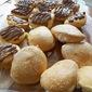 Gluten Free Cream Puffs and Eclairs