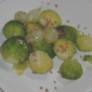 Brussels Sprouts with Pearl Onions