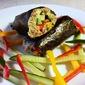 Nori Wraps with Avocado-Wasabi Tuna Salad