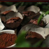 Muffins de chocolate al estilo Starbucks®