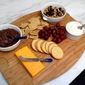 Sweet and Savory Bacon Jam, Fromage Fort, and Toasted Walnuts and Raisins