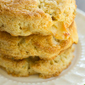 Apple, Gruyere and Sage Scones