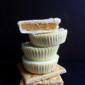 No-Bake White Chocolate Pumpkin Pie Cups
