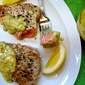 Seared Tuna with Chile-Caper Mayonnaise