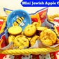 Mini Jewish Apple Cakes ( GF )