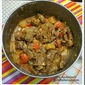 Je Tries to Cook: Beef Caldereta